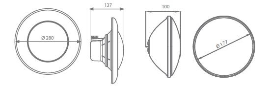 PAR-56-LED_Abmessungen