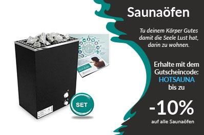 Saunaöfen günstig kaufen