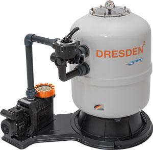 Filteranlage DRESDEN²