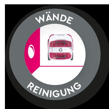 Icon Wandreinigung