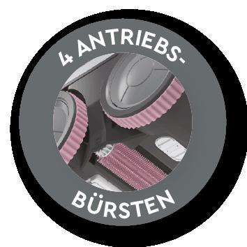 Icon 4 Antriebs-Bürsten