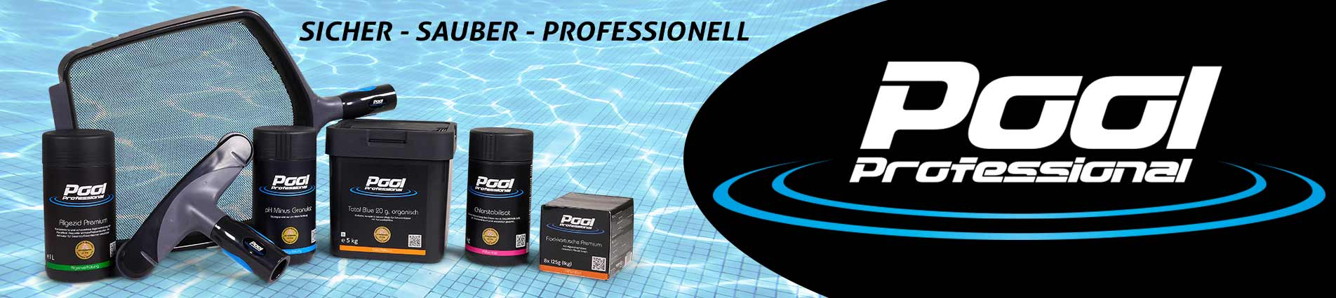 Pool Professional Banner
