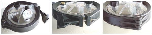 Detailansicht mega Side Monut Filteranlage