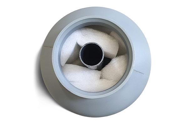 Hightech-Filtermaterial für Sandfilter