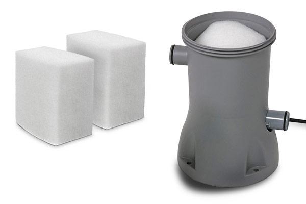 Hightech Filtermaterial in Kartuschenfilter