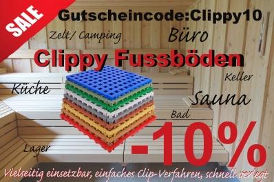 Clippy Bodenbeläge