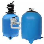 Filterbehälter (ohne Pumpe)