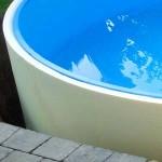 Poolbau ohne Beton