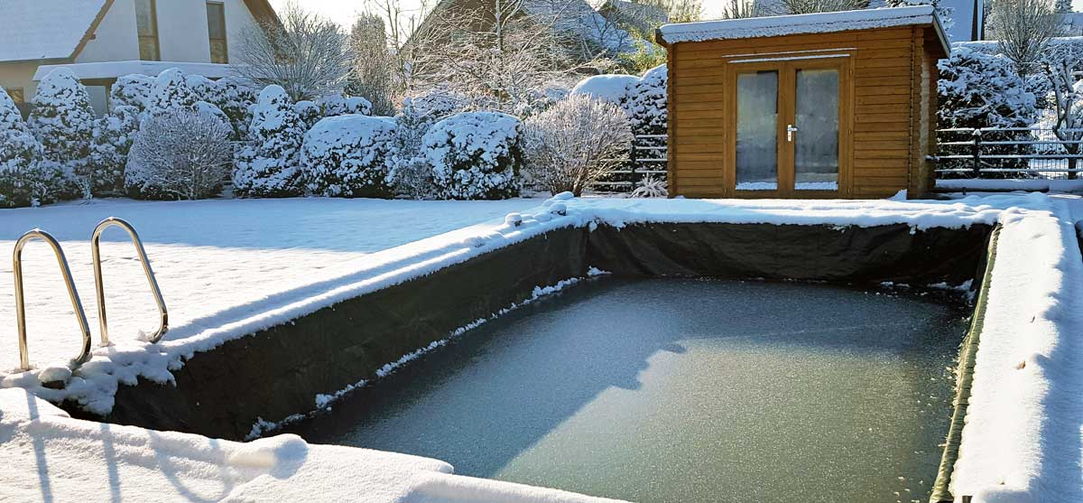 pool schwimmbad au enpool richtig einwintern. Black Bedroom Furniture Sets. Home Design Ideas