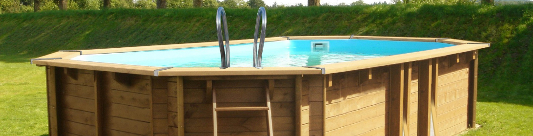 Holzpools bei POOL Total