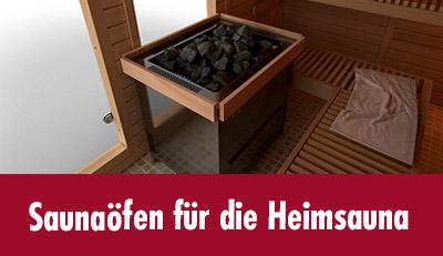 Der Saunaofen – das wichtigste Element für den Saunabetrieb