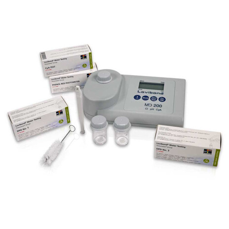Lovibond MD 200 Photometer (3 in 1)