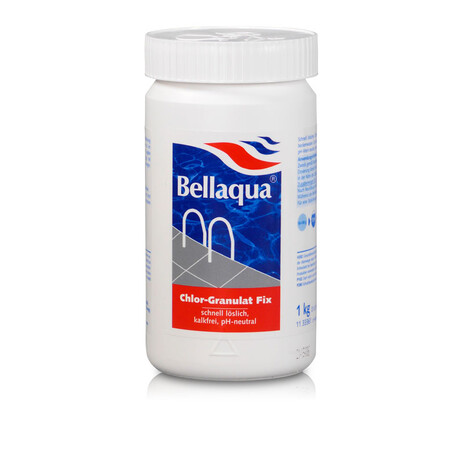 Bellaqua Chlor-Granulat Fix 1,0 kg
