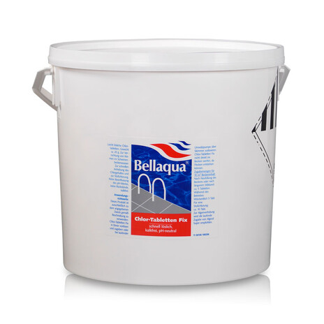 Bellaqua Chlor-Tabletten Fix 10 kg