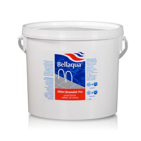 Bellaqua Chlor-Granulat Fix 5,0 kg