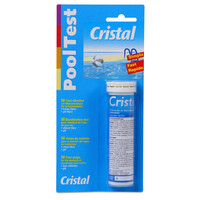 CRISTAL PoolTest - Test-Streifen pH/Chlor