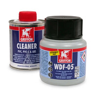 Spar-SET> Griffon Kleber WDF-05, 125g + Cleaner 125ml