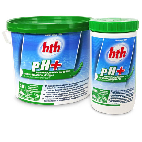 hth pH-Plus Pulver