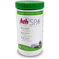 hth SPA pH-Minus Pulver 2,0 kg