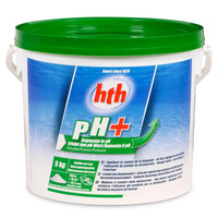 hth pH-Plus Pulver 5,0 kg Eimer