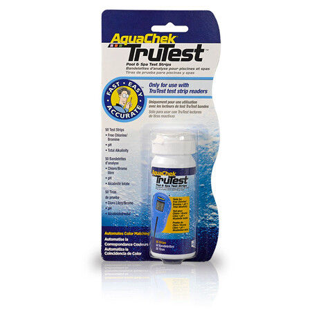 AquaChek TruTest 50 Teststreifen