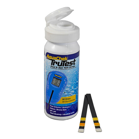 AquaChek TruTest 4 Dosen mit 200 Test Strips