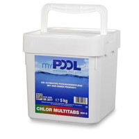 myPOOL Chlor MultiTabs 200gr. 5,0 kg