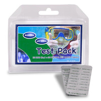 Blisterpack für Pooltester Brom / pH