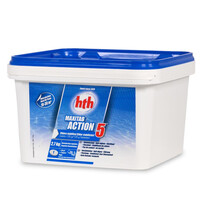 hth MaxiTab ACTION 5 135g Multifunktionstabletten 2,7 kg