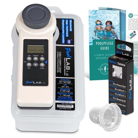 PoolLab 1.0 Photometer Premium Edition