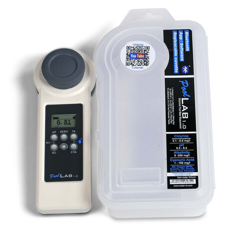 Pool Lab 1.0 Photometer Premium Edition